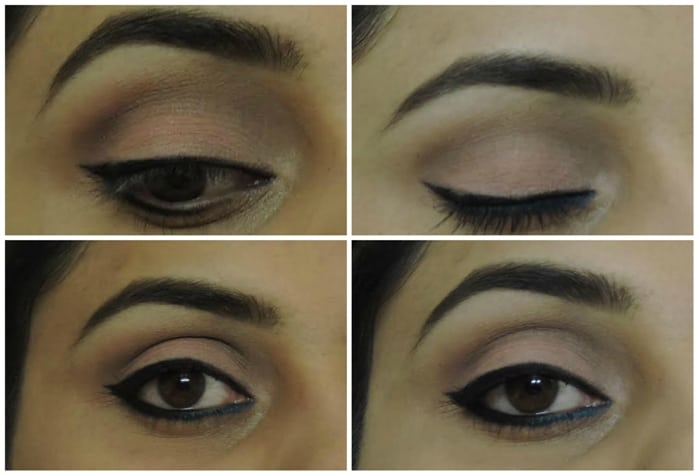 The Minimalistic  Way of Adding a Pop of Color to Your Eyes 2