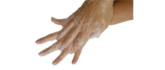 The perfect and healthy manner to wash your hands 2