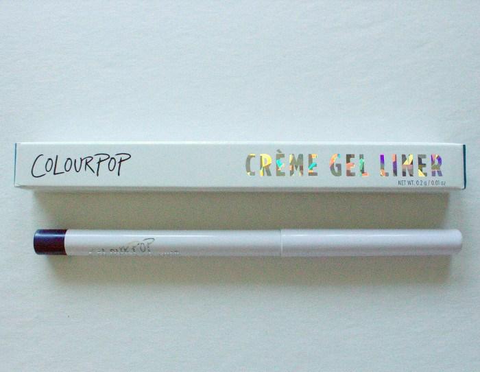 ColourPop DTLA Liner Creme Gel Pencil Review 2