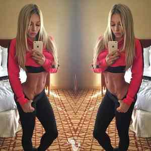 Instagram models or fitness queens? Have a look. 7