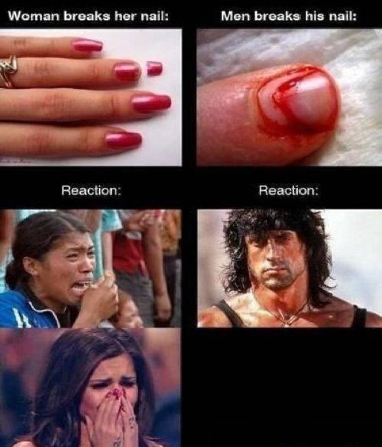 Check Out The Humorous Differences Between Men And Women 2