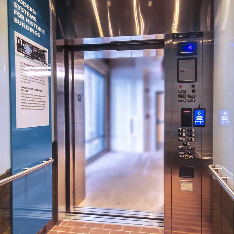 Here's How To Survive A Falling Elevator 10