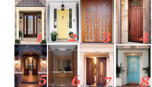 Choose A Door, What Your Choice Reveals About Your Personality