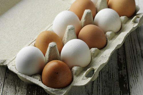 White Eggs or Brown Eggs? 1