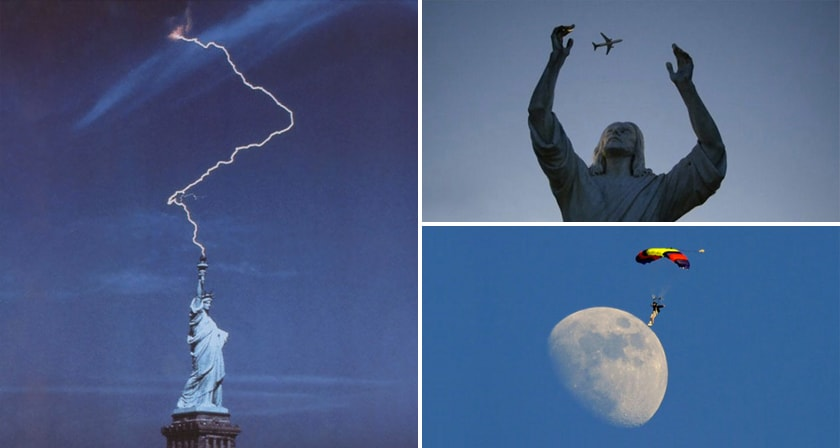 15 Pictures Taken At The Right Exact Moment 1