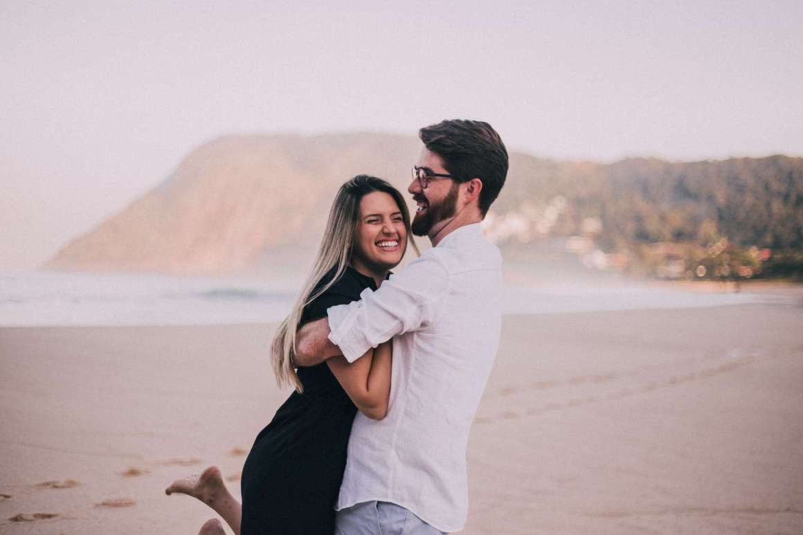 Different types of hugs can say a lot about your relationship