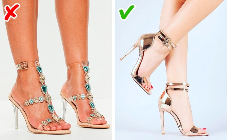 Reasons Which Proves That Your Shoes Appear Cheap 2