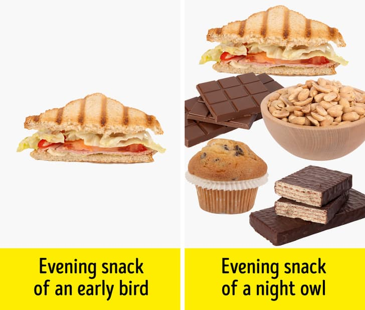Explanation When To Eat Food At Night And When To Avoid It 3