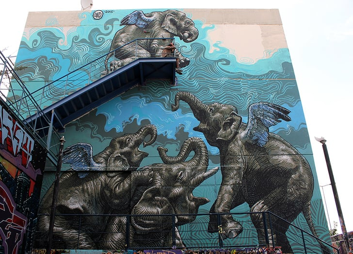 Incredible Work Of The Street Artists 7