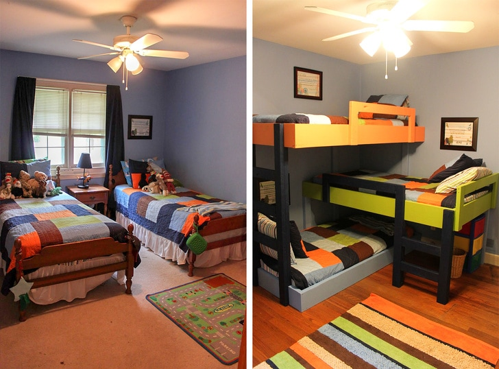 12 Best And Stunning Designs Of Children's Rooms That You Will Surely Love 12