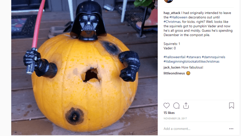 These 14 People Best Carved Out Pumpkin To The Next Level 7