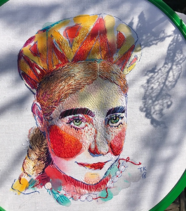 7 Best People Who Have Truly Turned Embroidery Into The MasterPieces 9