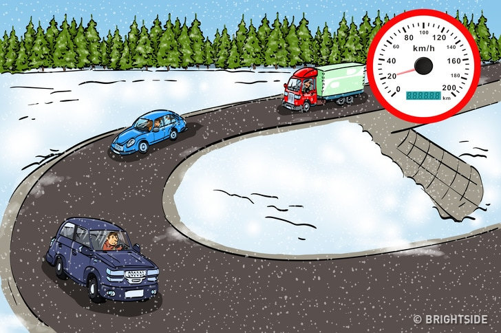 6 Best Driving Tips That Could Help You To Avoid The Car Accidents In The Worst Conditions