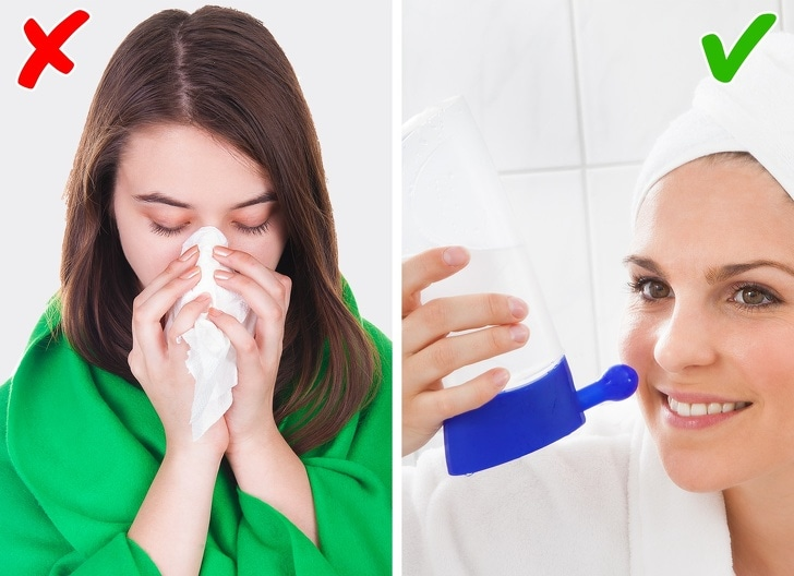 8 Best Ways To Beat Your Allergies