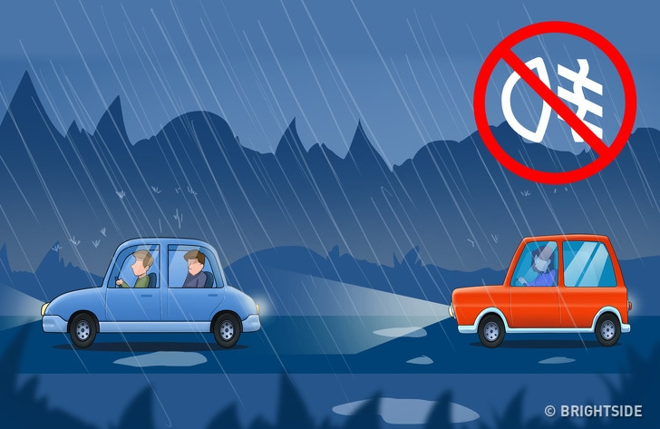6 Best Driving Tips That Could Help You To Avoid The Car Accidents In The Worst Conditions 4