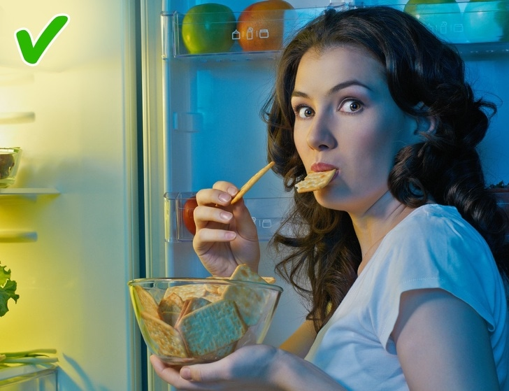9 Food Habits That Are Safe To eat At The Night Time 4