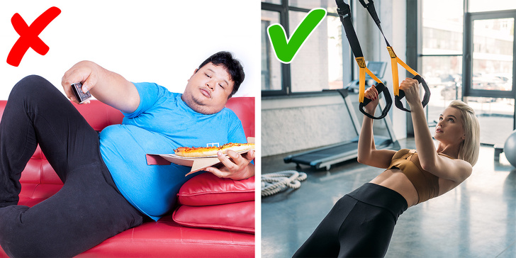 8 Facts That Slow Down Your Metabolism And Lead To The Weight Gain 9