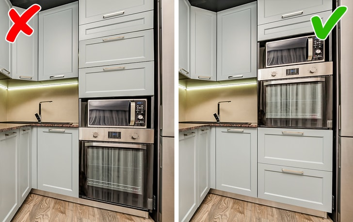 6 Best Kitchen Design Hacks That Would Turn Your Life Easier 2
