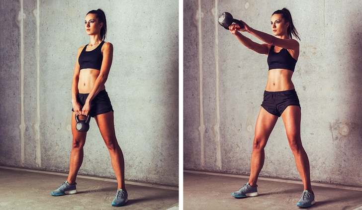 8 Best Kettle Bell Exercises To Reshape Your Body 2