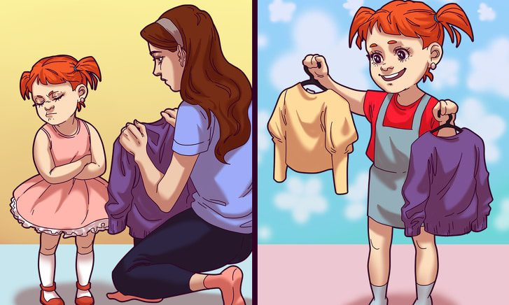 5 bad habits of children can be found in children
