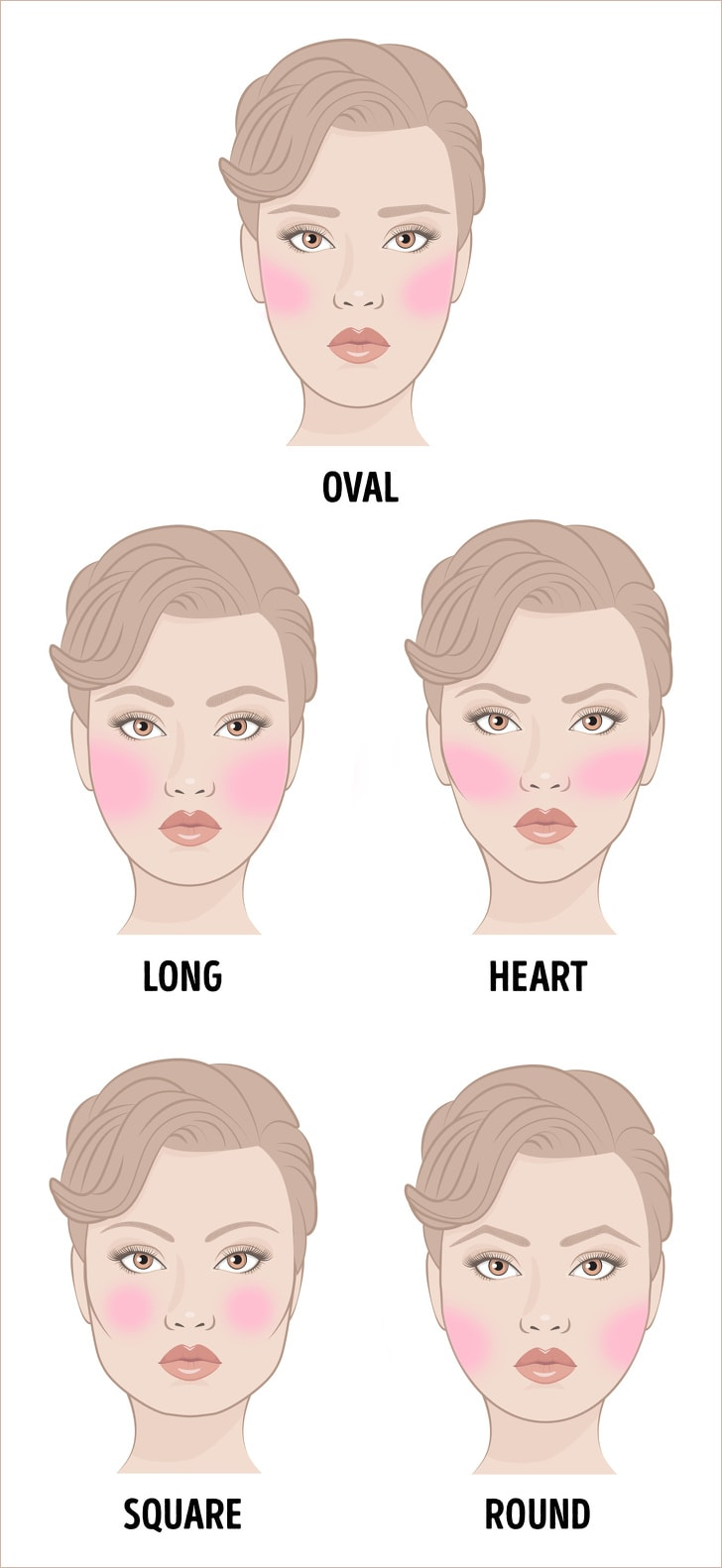 6 Best And Simple Makeup Tricks To Appear Beautiful 3