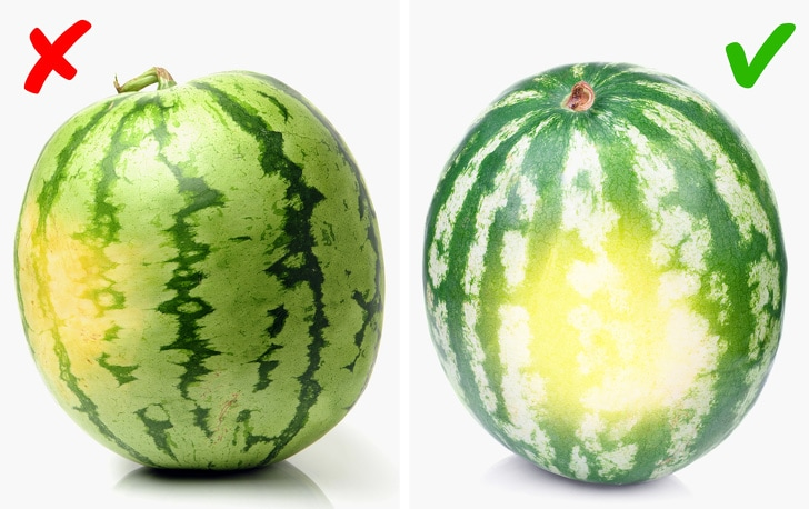 11 ways to choose right fruits and vegetables