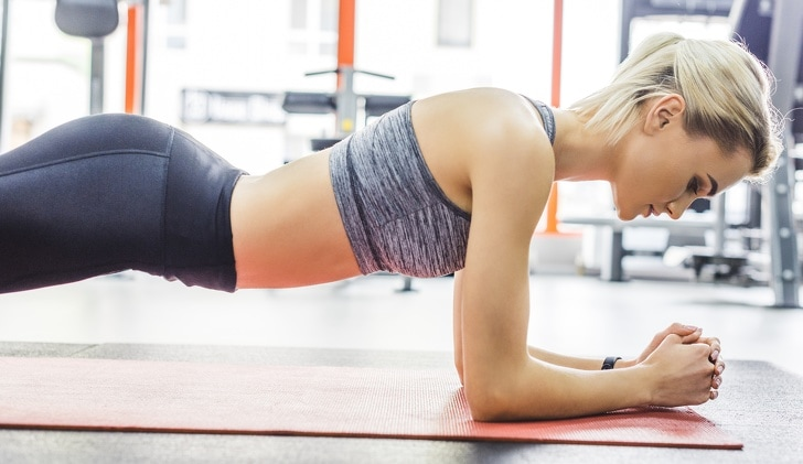 3 Weeks Plank Exercise That Will Bring Perfection In Your Body By Beating Belly Fats 3