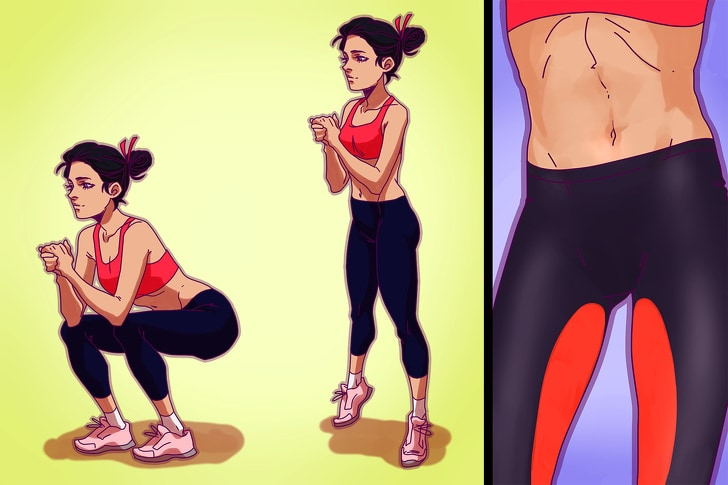 6 Best Exercises For Thighs Without Equipment 3