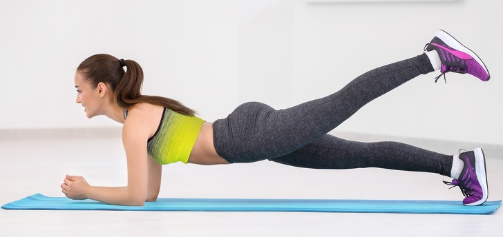 3 Weeks Plank Exercise That Will Bring Perfection In Your Body By Beating Belly Fats 4