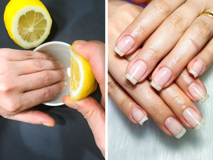 8 Best Natural Ways To Repair Damaged And Weal Nails 4