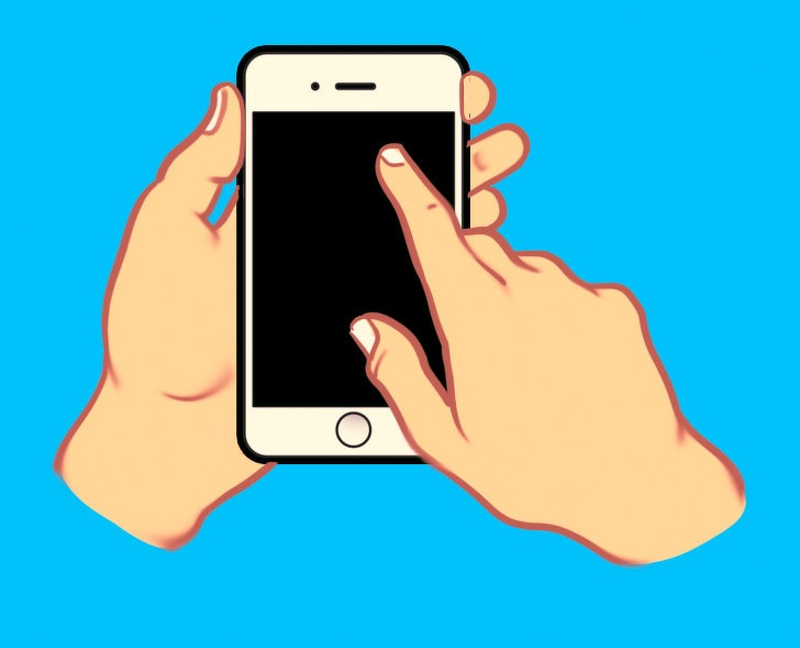 4 Best Facts Regarding Personality That Can Be Revealed By The Way Of Holding The Smart Phone 6