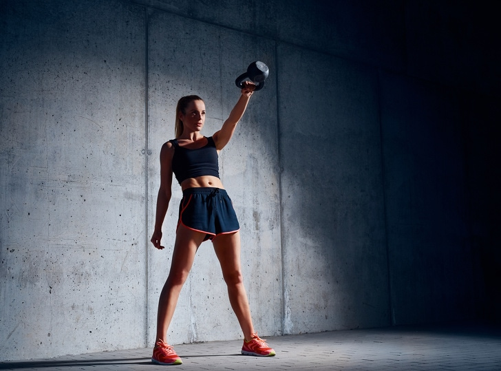 8 Best Kettle Bell Exercises To Reshape Your Body 5