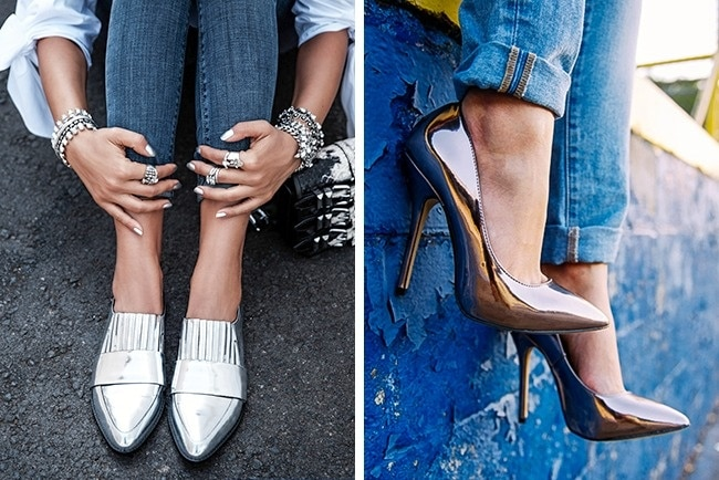 6 Best Ways By Which You Can Add Metallic Color To Your Outfit And Look Fabulous 2