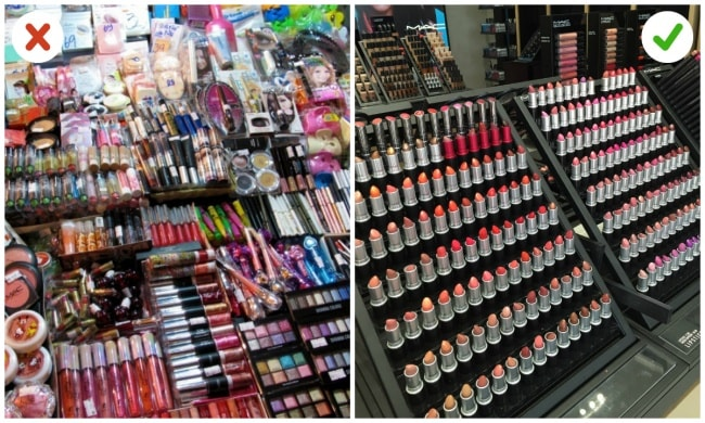 5 Tricks to spot the fake makeup products