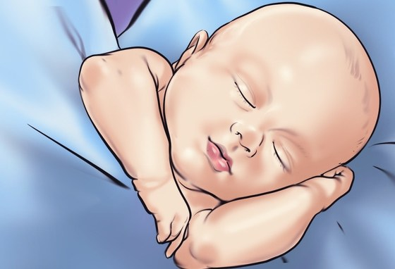 9 Tips to make your baby sleep fast