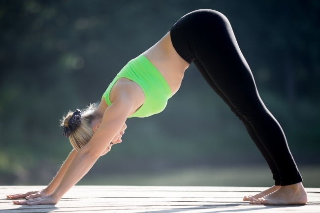 5 Exercises to get healthy back