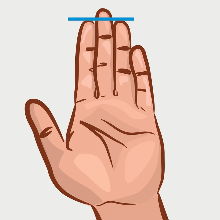3 Best Things That The Length Of Finger Could Say About Your Personality 5