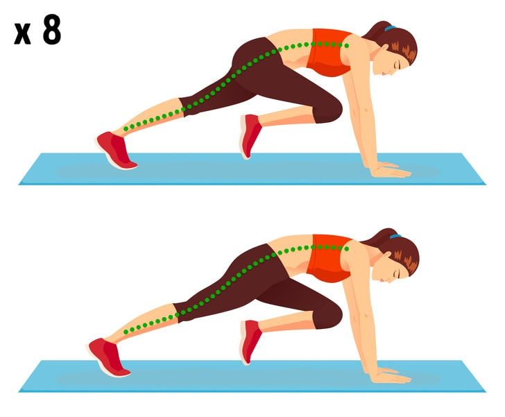 5 Best Belly Fat Burning Exercises Without Running 2