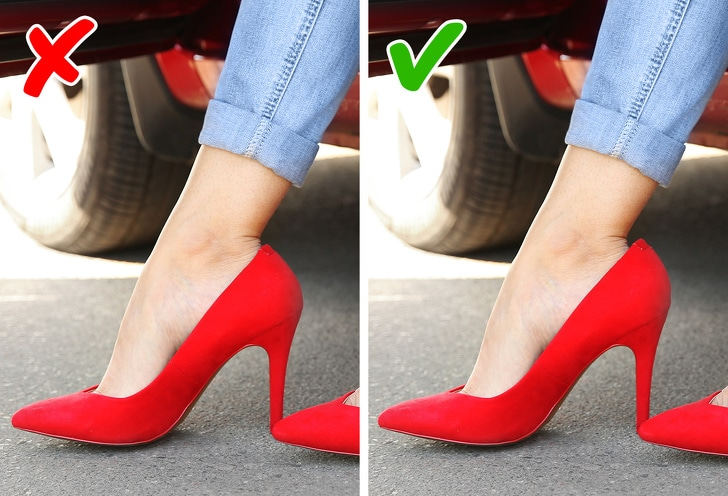 5 Essential Rules To Choose High Heels To Forget The Pain 3
