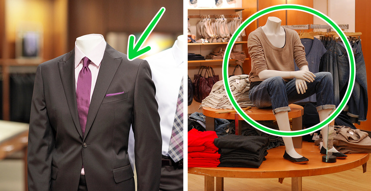 6 Best Tricks Used By Fashion Stores That Make Us Spend More Money 4