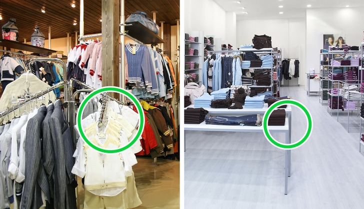 6 Best Tricks Used By Fashion Stores That Make Us Spend More Money 3