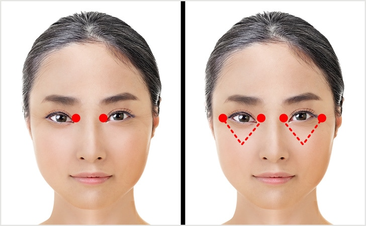Awesome Technique By Japanese To Turn Your Eyes Younger 5