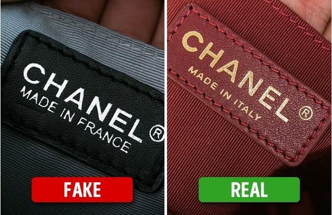 8 Tricks You Can Spot Fake Designer Handbag 4