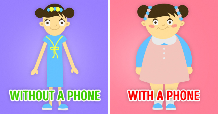 9 Worst Warnings That Says What Happens To A Child If They Spend Much Time On the Smartphone 6