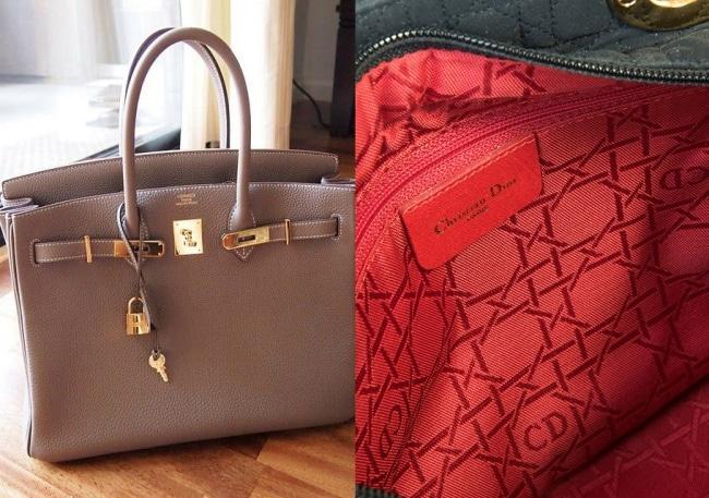 8 Tricks You Can Spot Fake Designer Handbag 7