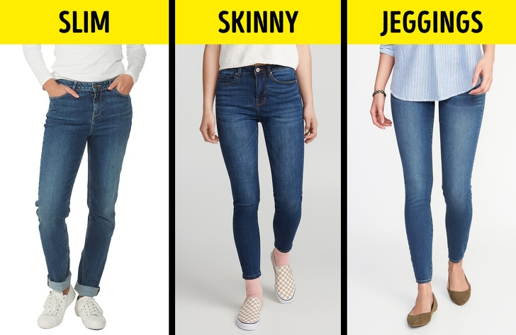 A Full Guide To Select The Best Fit Jeans For Any Looks 1