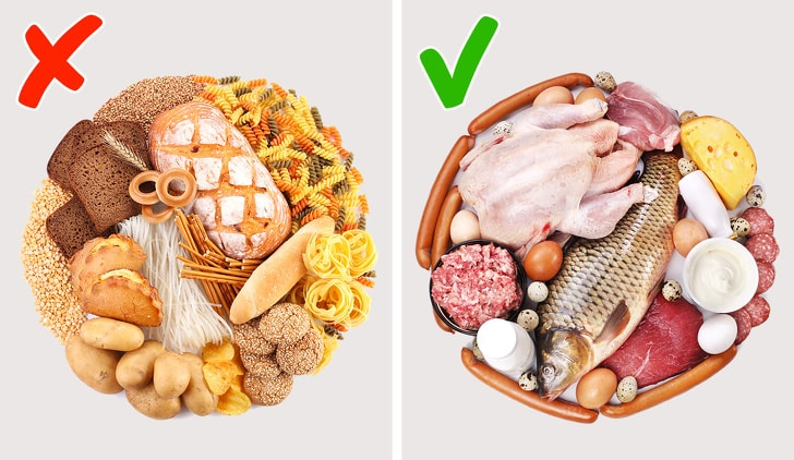 5 Diets That Would Turn Your Body Fit In One Month 4