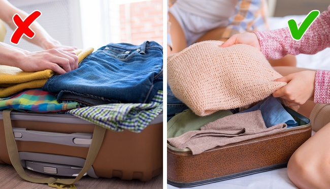 9 Best Hacks That Would Turn Your Qualities Out To Be The Packing Expert 4