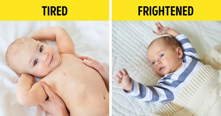 18 Basic Signs Which Help You Better Understand Your Baby 1