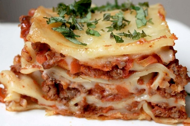 4 Amazing Recipes Of Lasagna Ideal For Winter 5